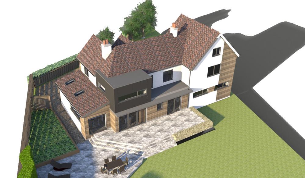 Harrowby Lane - John Morris Architects