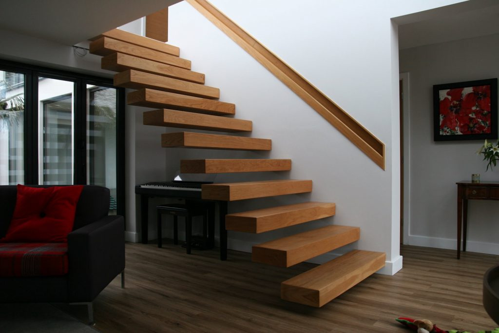 Modern Stairs Design John Morris Architects