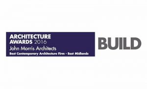 John Morris Architect 2016 Award winning architects