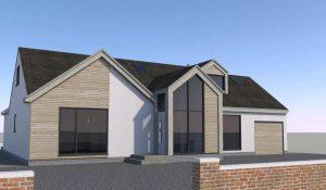 Hollies Drive - John Morris Architects
