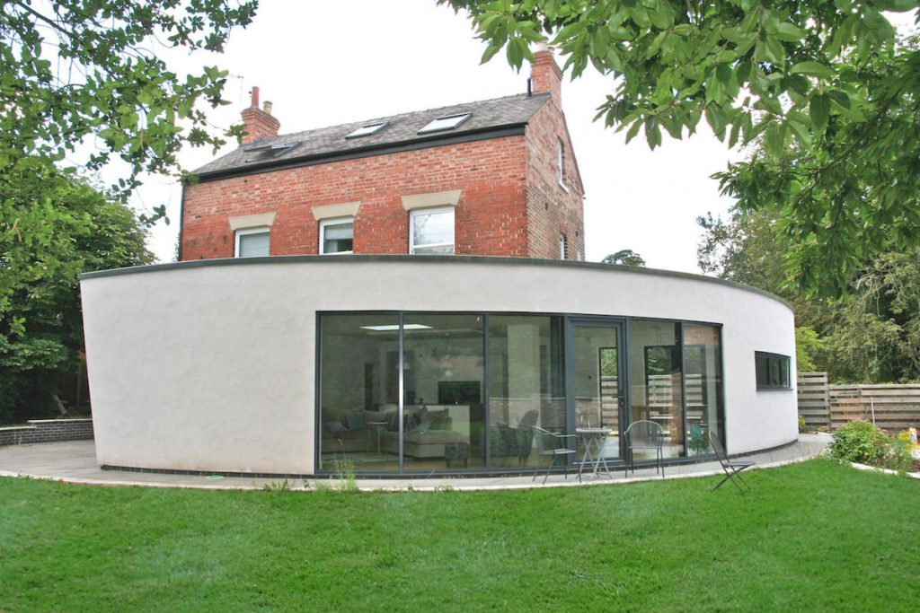 John Morris Architects Extension Nottingham