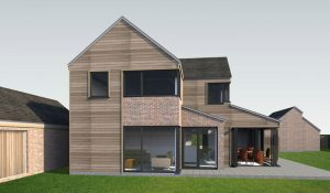 John Morris Architects Tippings Lane Farnsfield