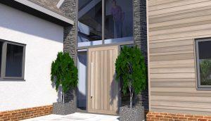 John Morris Architects Bank Hill Design