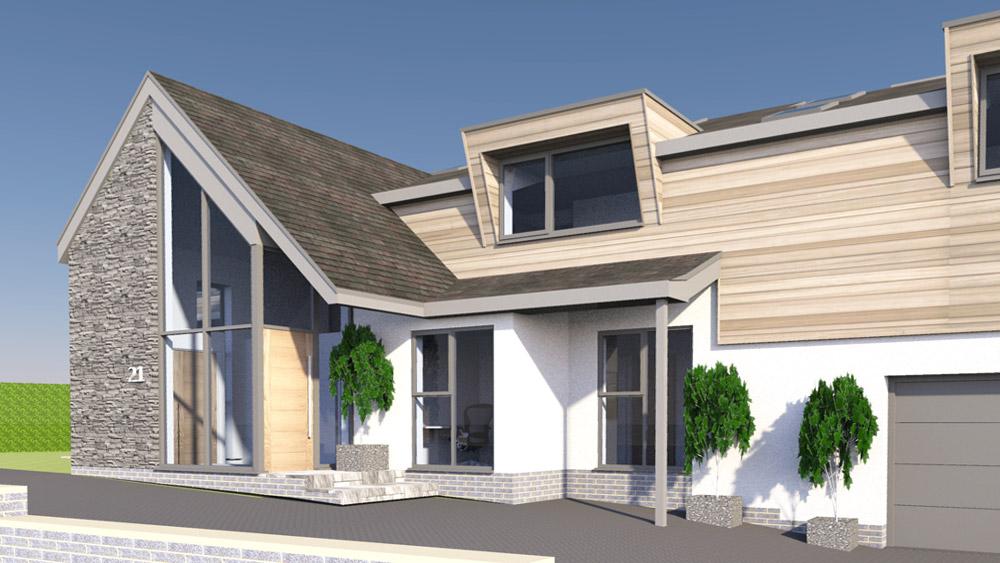 John Morris Architects Claremont Refurbishment Design