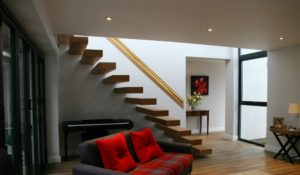 Knoll Stairs - John Morris Architects Bespoke Staircase Design