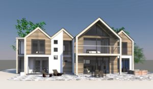John Morris Architects Lambley Lane Bespoke New Build Design