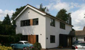 John Morris Architects Magnolia House Annex Refurbishments and Extensions Housing Architect Design