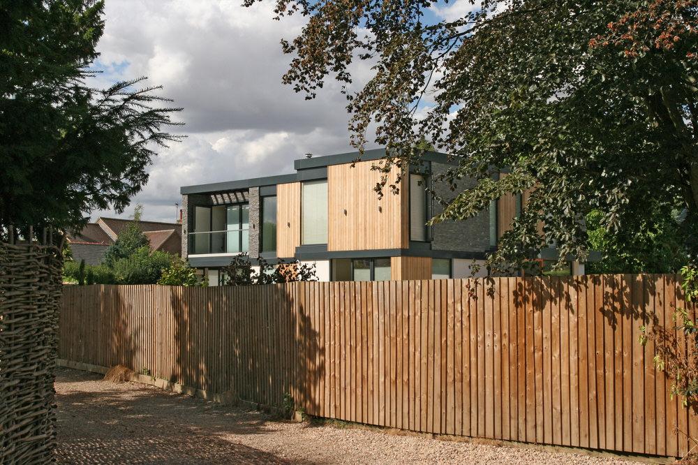 Modern House designed by John Morris Architects