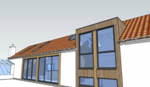 John Morris Architects Refurbishments and Extensions Scout Hut