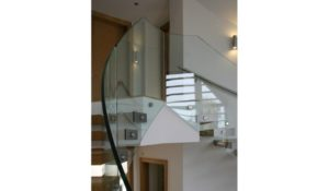 John Morris Architects Nottingham Bespoke Staircase The Chase