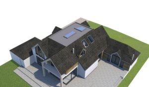 Willow Brook - John Morris ArchitectsJohn Morrris Architects Willow Brook New Build Housing Nottingham