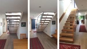 Mill Lane - Stairs-1 - John Morris Architects