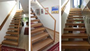 Mill Lane - Stairs-2 - John Morris Architects