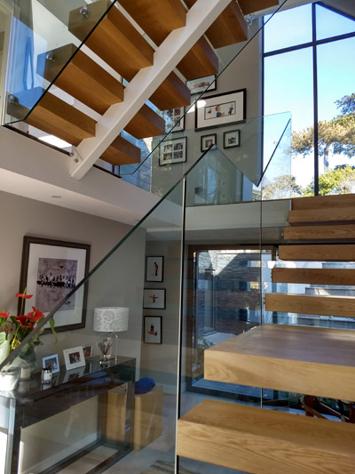 Parry's Lane – Bespoke Staircase Design