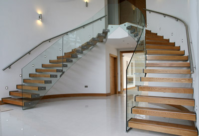 The Chase – Bespoke Staircase Design